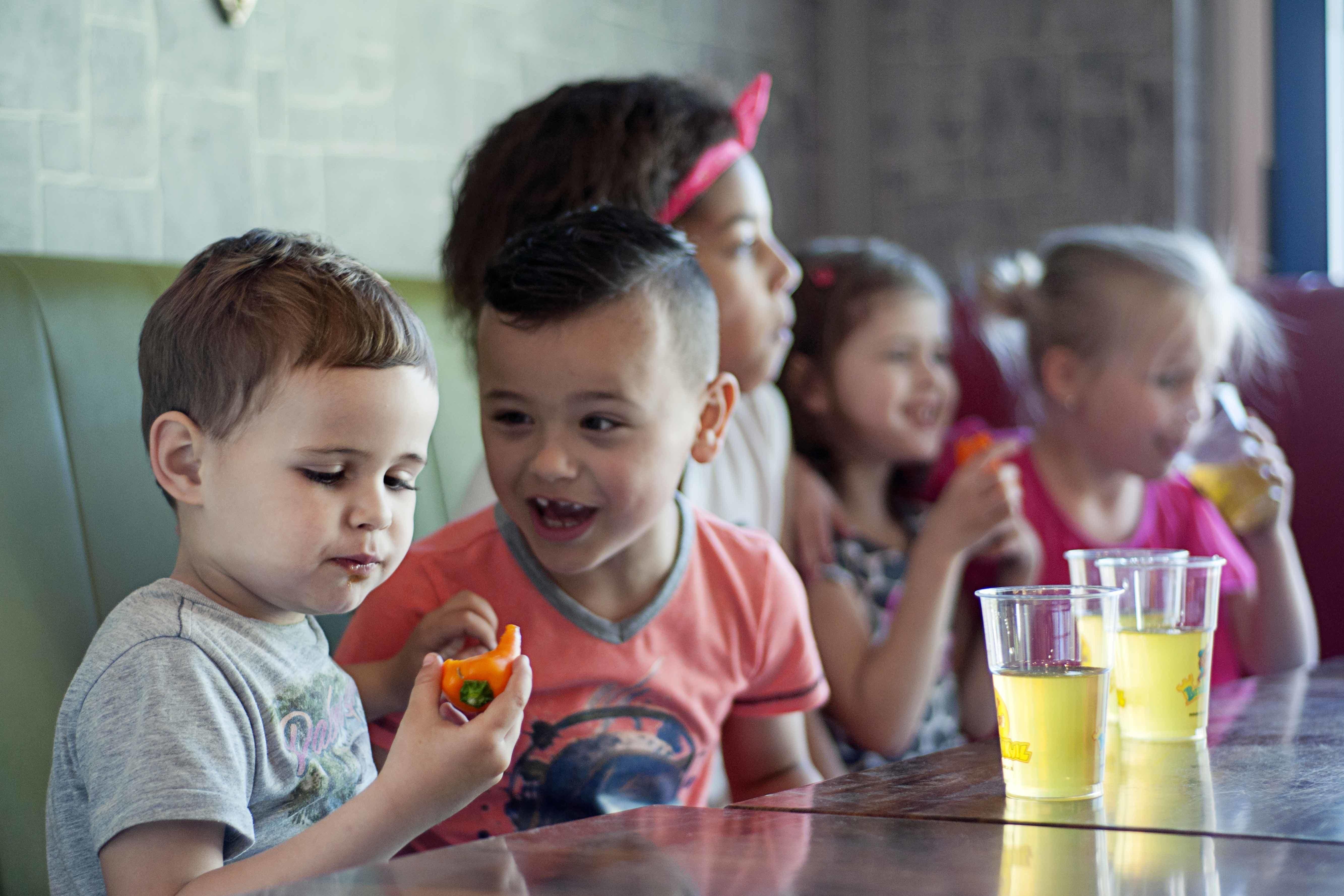 Mogelijkheden kinderfeestje